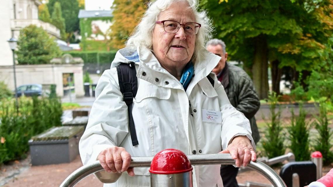 Christa Eng weitere zwei Jahre Seniorensportbeauftragte