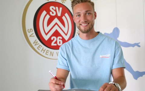 Timm Boss unterschreibt beim SVWW