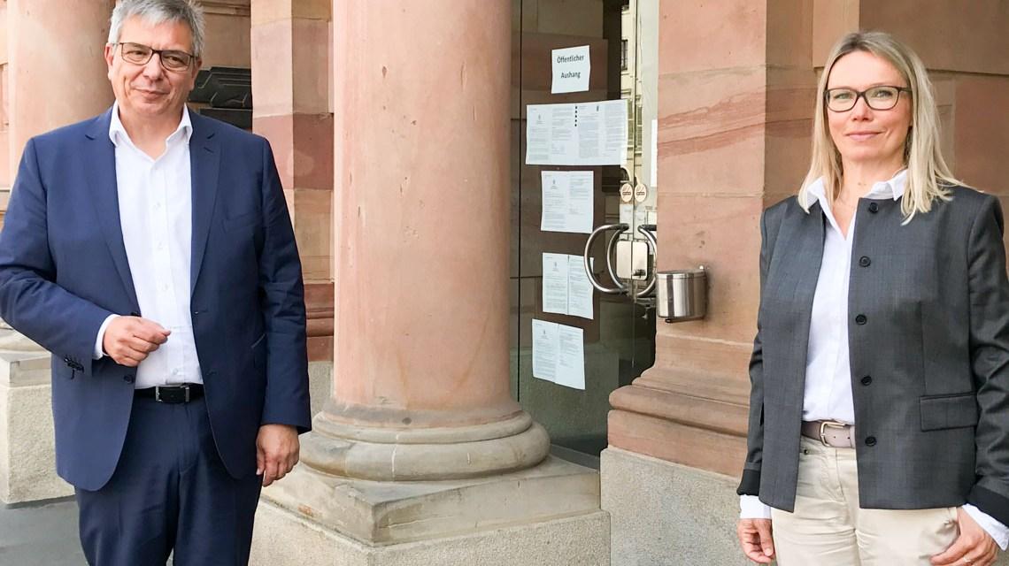 Bernadette Bott wird neue Geschäftsführerin