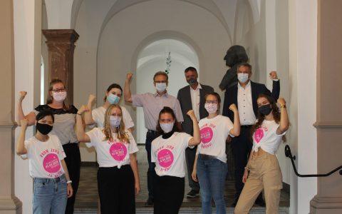 Oberbürgermeister Wiesbadens ruft zur Teilnahme am Freiwilligentag 2020 auf!