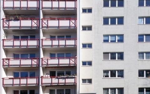 Neubau ostfeld, Wohnungsmangel