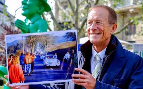 30 Jahre Deutsche Einheit: Staatsminister Wintermeyer eröffnet Fotoausstellung und ehrt Sieger des Wettbewerbs