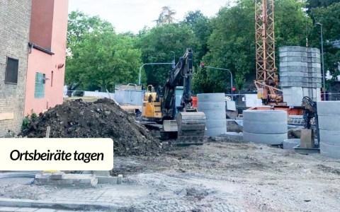 Ortsbeirat Sonnenberg tagt