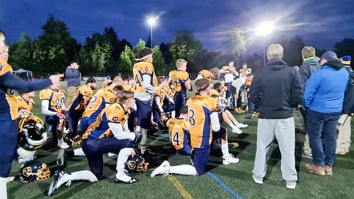 Phantoms gewinnen auch ihr zweites Spiel in der GFL Junior Liga.