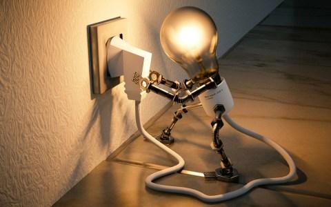 Strom ist wieder da ©2020 Colin Behrens auf Pixabay