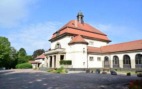 Hauptgebäude des Südfriehof