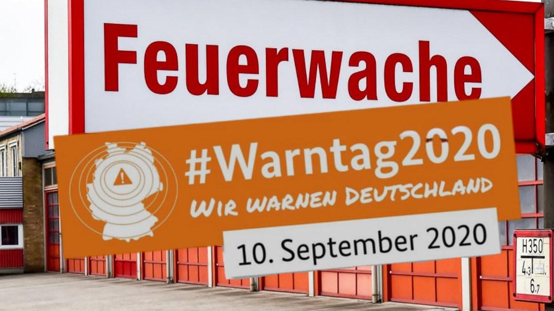 Probealarm, Bundesweiter Warntag in Wiesbaden