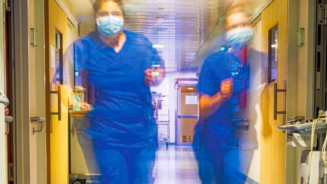 Intensivstation Sankt Josefs Hospital Wiesbaden
