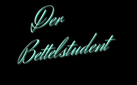 Filmklassiker am Nachmittag: Der Bettelstudent