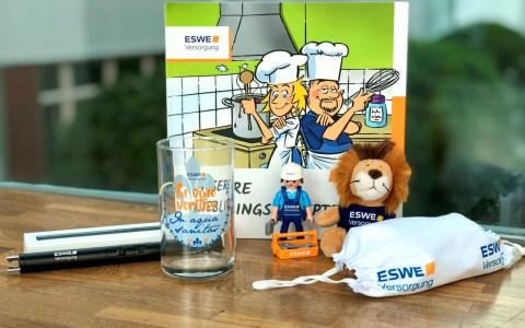 Die letzten ESWE-Sammelgläser 2020 gibt es jetzt auf der Wiesbaden Crowd unter www.wiesbaden-crowd.de – zusammen mit weiteren tollen Prämien.