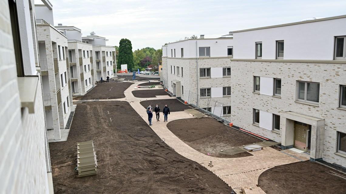 Fertigstellung 1. Bauabschnitt Waldviertel Foto: Volker Watschounek