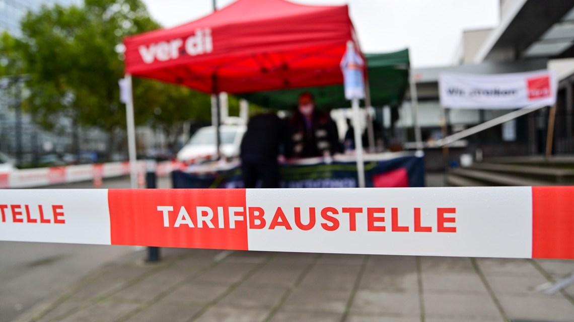 Wieder ÖPNV-Streik in Hessen