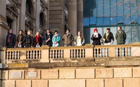 Staatstheater Wiesbaden: Aktionstag Theater und Orchester