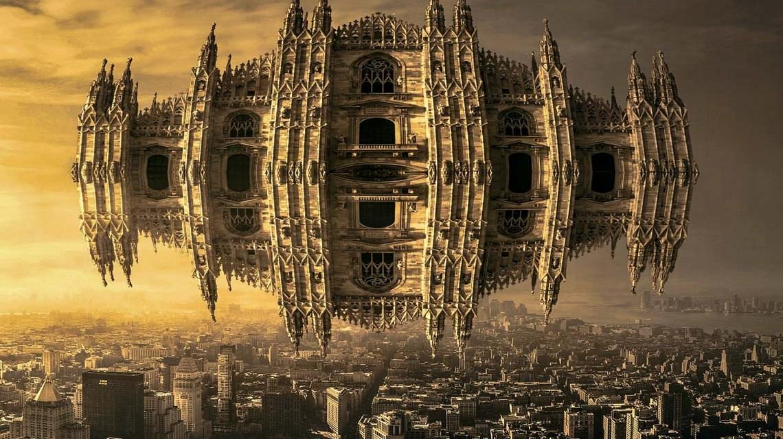 Stadt in der Zukunft ©2020 Stefan Keller auf Pixabay
