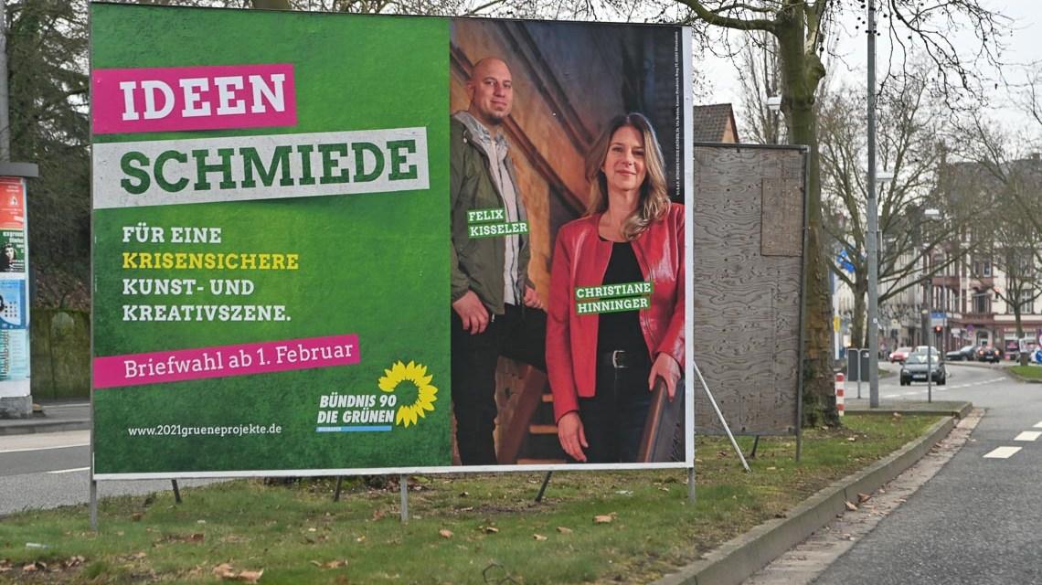 Die Grünen setzen sich für eine krisensichere Kunst- und Kreativszene ein.