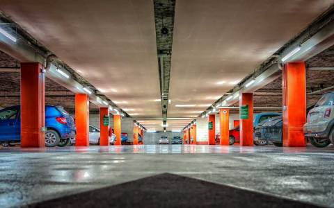 Parkhaus Berliner Straße: Öffentliche Auslegung der planungsrechtlichen Grundlagen
