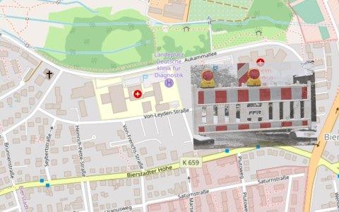 Leitungen in der Von-Leyden-Straße bis Jahresende komplett erneuert