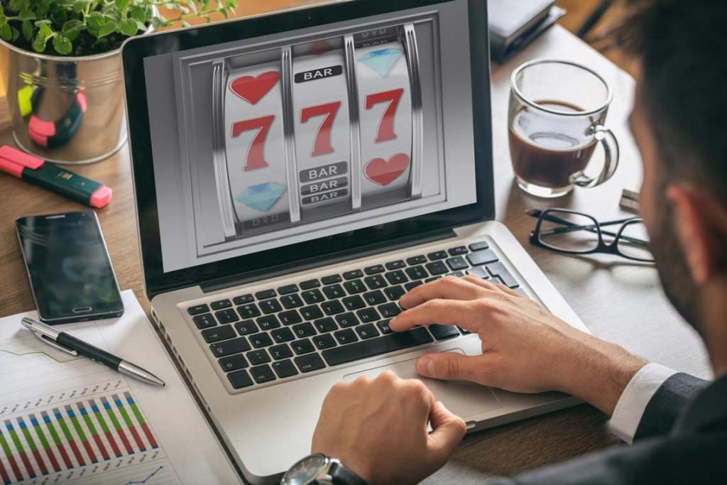 Online-Casinos machen Spielhallen starke Konkurrenz. Bild © Raf8/Adobe Stock