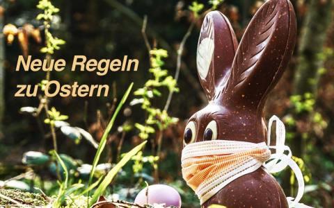 Corona Regeln zu Ostern, ab Montag gilt.