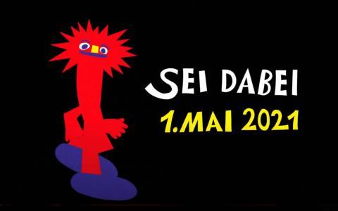 Mai Kundgebung des DGB am 1. Mai