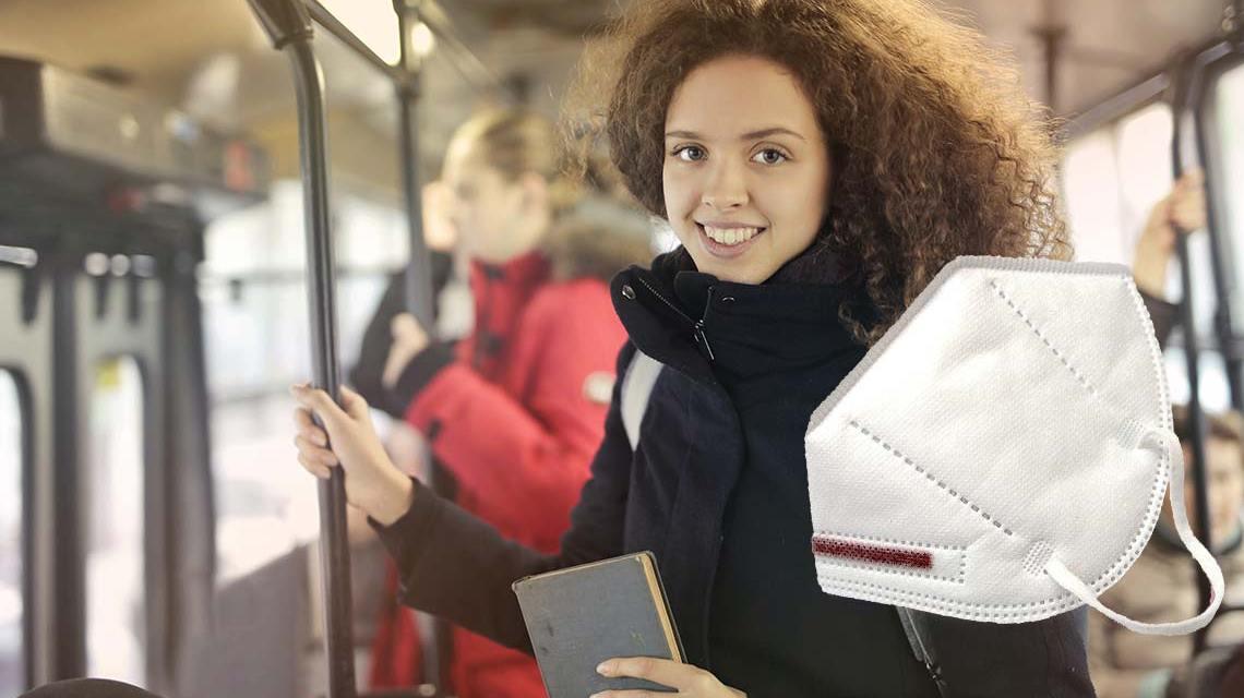 Maskenpflicht und Bus und Bahn