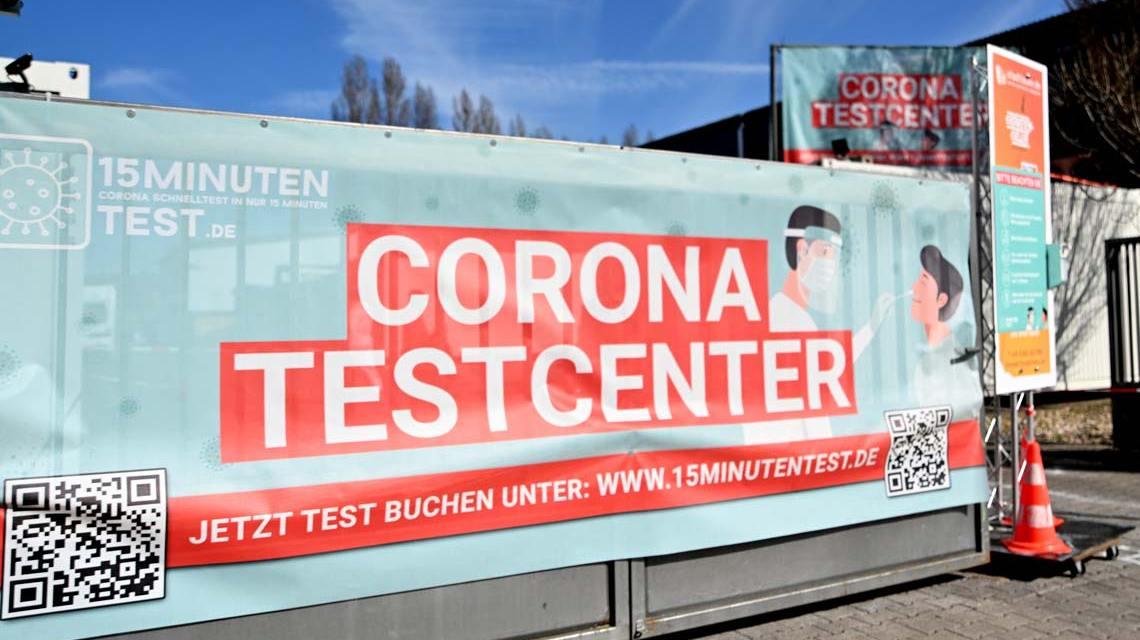 Corona Teststation, Corona-Teststellen