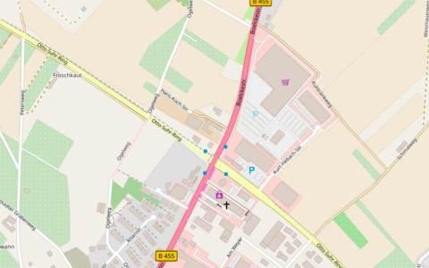 Neue Kreuzung Otto-Suhr-Ring wird Ende Mai geöffnet