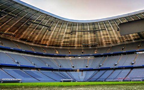 Europameisterschaften, Spielort München, Allianz Arena