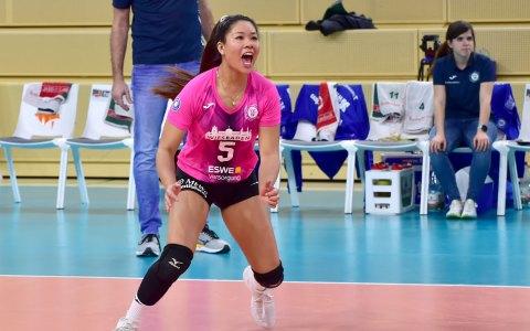 Mit Libera Justina Wong-Orantjes in die neue Saison.