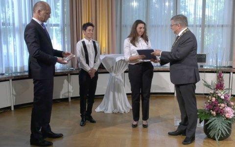 Ludwig Beck Preis für Seda Basay-Yıldız