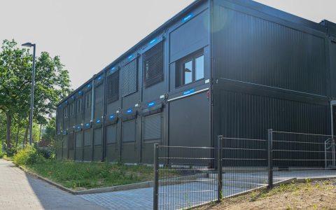 Martin Niemöller Schule Foto: Volker Watschounek