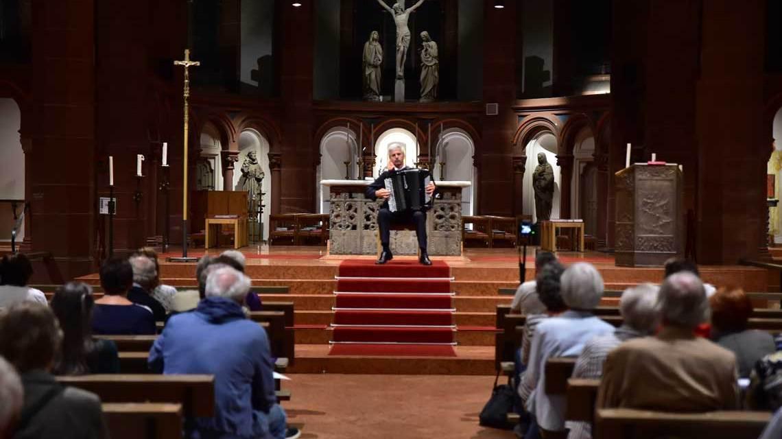 Konzert in der St- Bonifatiuskirche 2019, Nacht der Kirchen