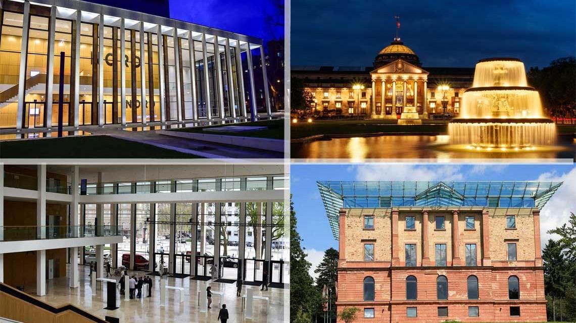 Jagdschloss, Kurhaus und Co: Veranstaltungsgeschäft der Stadt zieht an