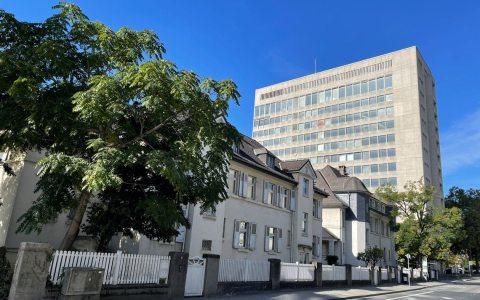 Dyckerhoff Gebäude in Wiesbaden Biebrich
