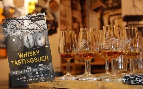 Bibliothek der Sinne, Whisky Tasting
