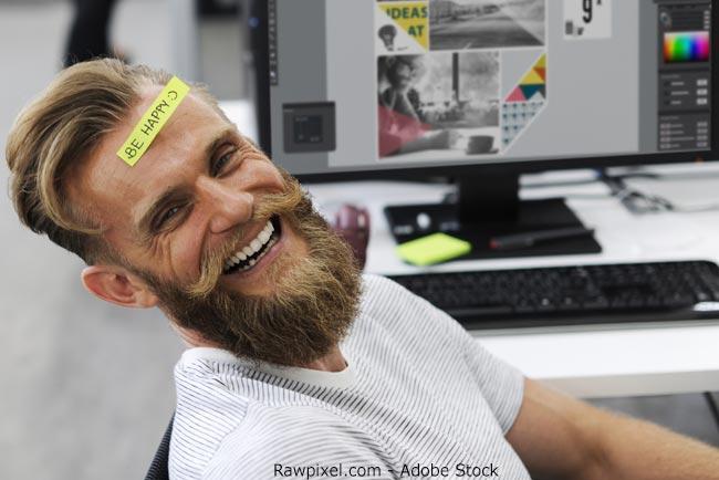 Hase Im Buro Lustige Bilder Auf Spass Net
