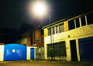 Warehousenighting