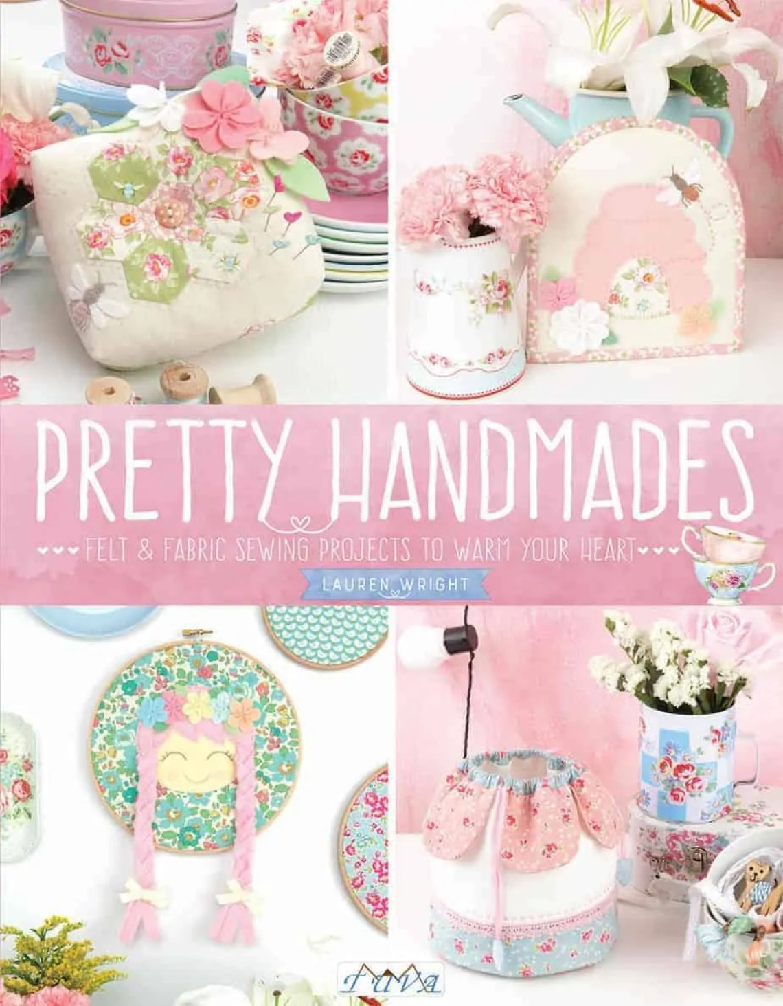 Pretty Handmades by Lauren Wright of Molly and Mama