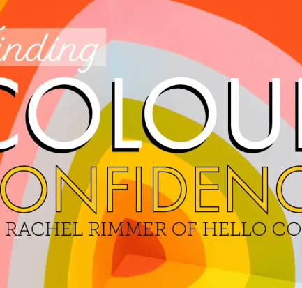 Finding Colour Confidence with Hello Colour
