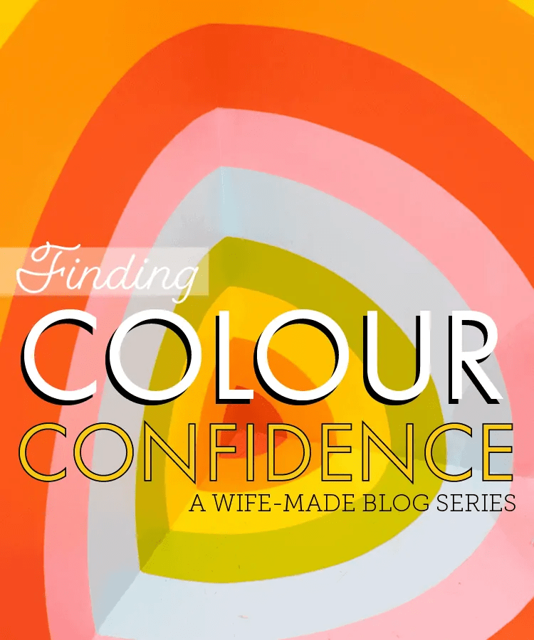 Finding Colour Confidence with Wife-made