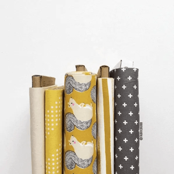 Finding Colour Confidence with Katrina Green of Fabric Bubb