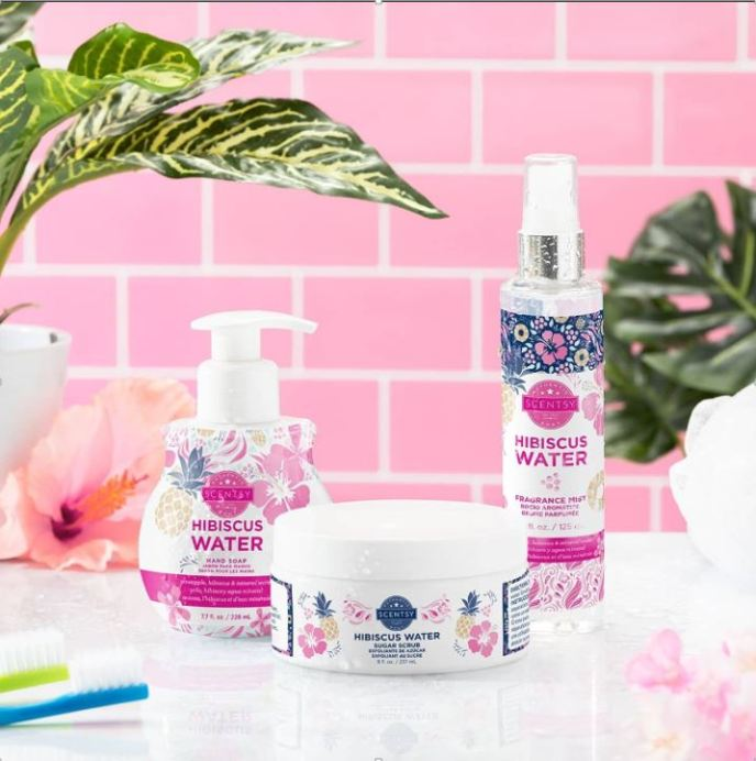 Bringing good vibes with Scentsy 2020 Summer Collection