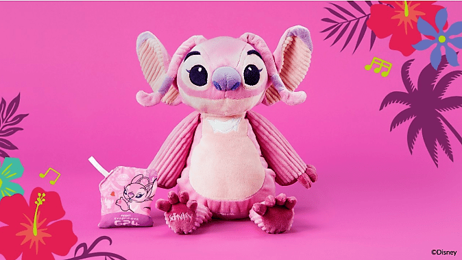 Scentsy Buddy Angel Experiment 624 Returns From Disney Lilo and Stitch