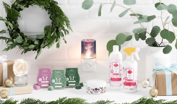 Scentsy 2020 Holiday Collection Will Make Your Season Bright!