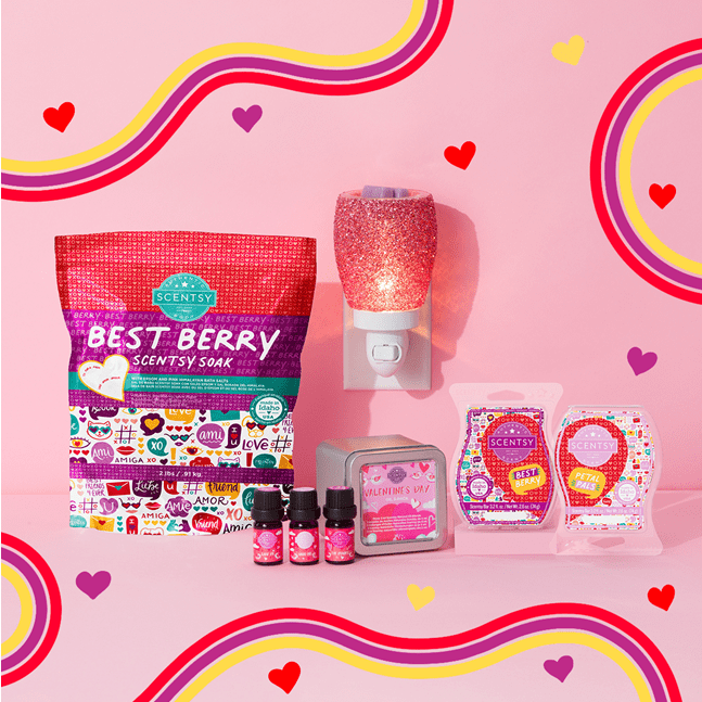 Scentsy Valentines Day Collection 2021