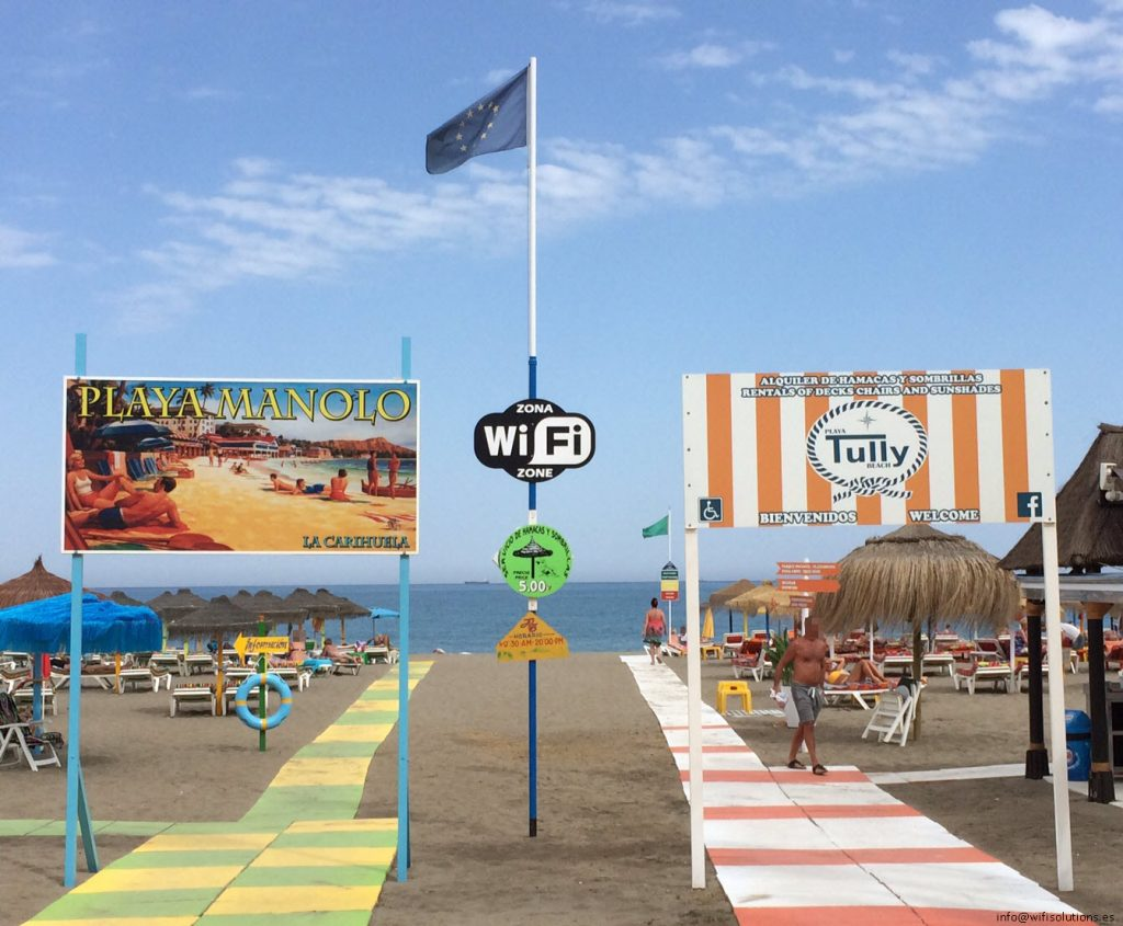 Tully Playa - WiFi Solutions
