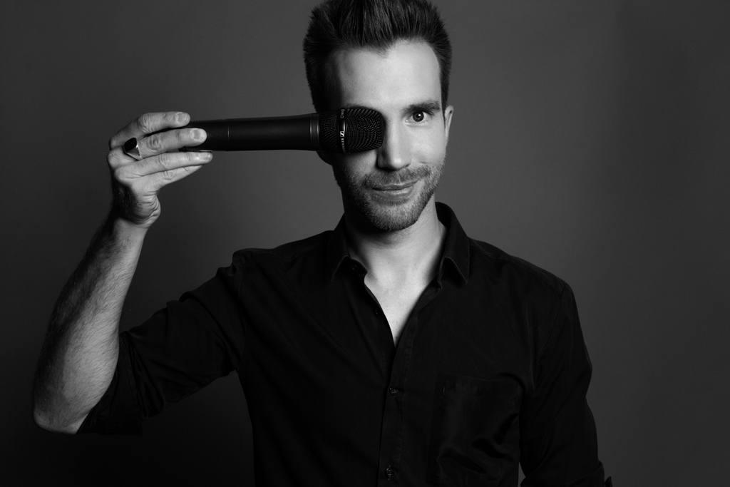 Portrait von Alex Hartmann, Credit: Tobias Dellit