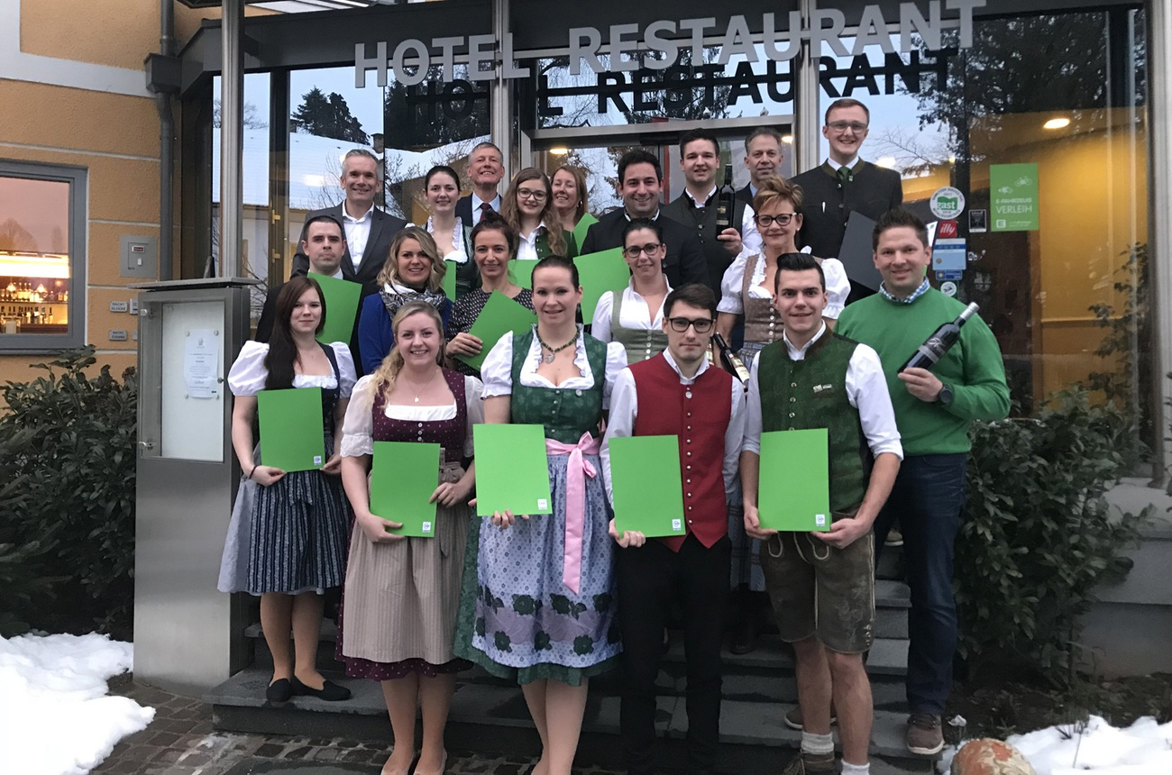 """Gratulation an die erfolgreichen """"Sommeliers Österreich""""!"""