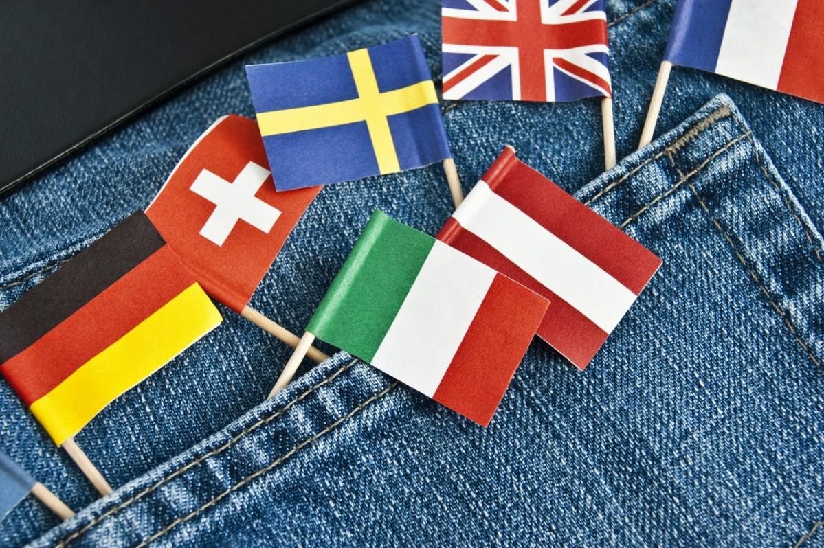 Wer eine Fremdsprache spricht, dem steht die Welt offen