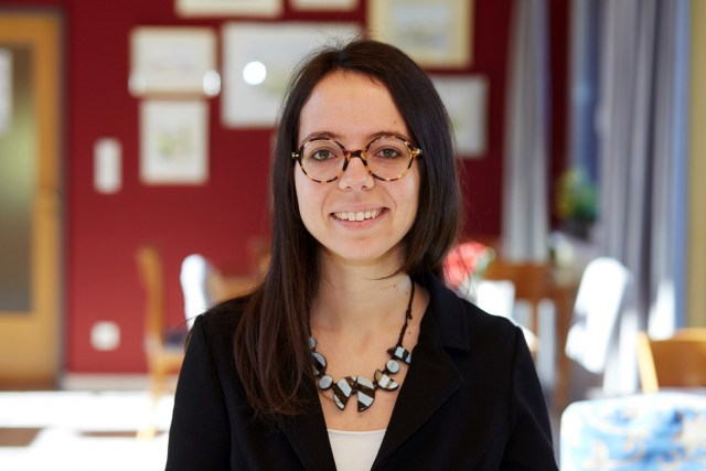 Francesca Amone, Testimonial, Wifi Steiermark, Italienisch Kurs